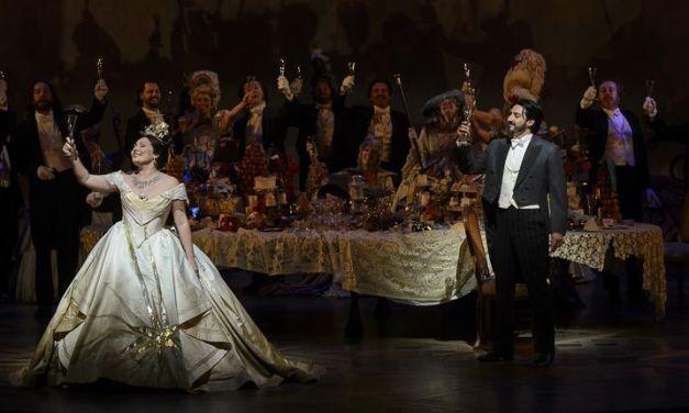 Una noche en la ópera