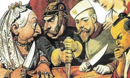 El descrédito de la Europa Ilustrada: imperialismo y colonialismo