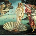 «El nacimiento de Venus» de Sandro Botticelli (I)
