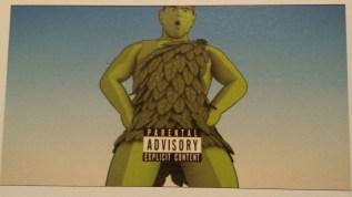 Censored Jolly Green Giant