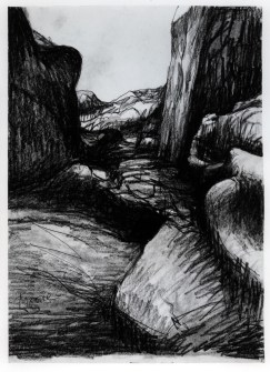 rocky-landscape-1982-charcoal-chinagraph-ballpoint-pen-chalk-on-cream-lightweight-wove-paper-photo-the-henry-moore-foundation-archive-980x1354