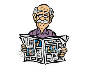 Old_Man_Reading_the_Newspaper_Royalty_Free_Clipart_Picture_090224-096833-758042