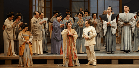 """Stage Door"" Review-Madama Butterfly, COC Toronto"