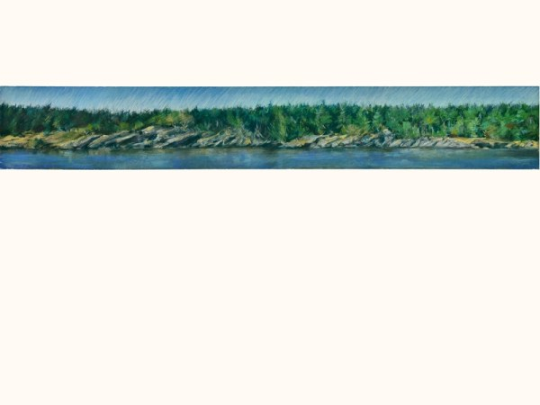 Coastline 3 2016.22.5x30