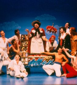 HMS PINAFORE, 1988, Mirvish Productions, Stratford Festival
