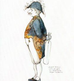 HMS PINAFORE, Admiral