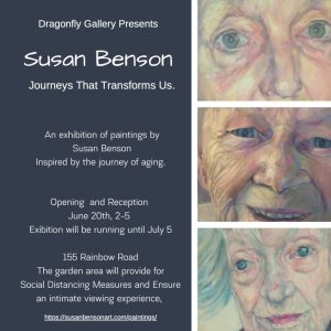 Dragonfly Gallery Presents : Susan Benson