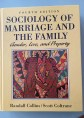 Sociology of Marriage and the Family