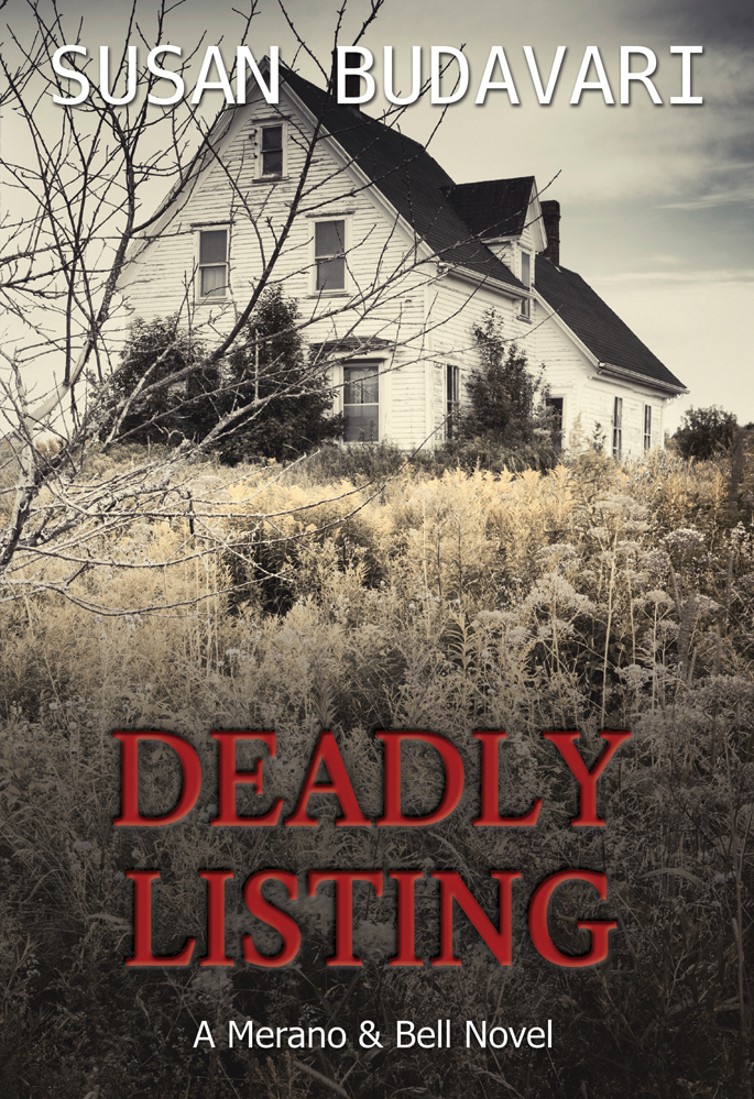 Deadly Listing Book Cover