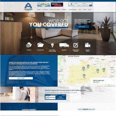 Adleta Website