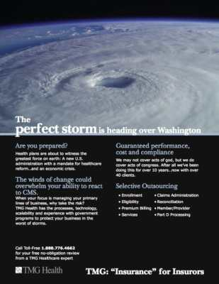 TMG Perfect Storm