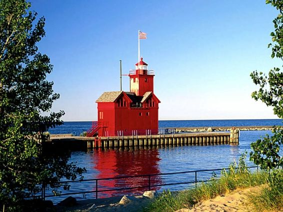 Holland-big Red