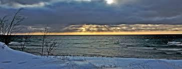 Lake MI sunset (4)