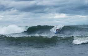 Lake MI waves