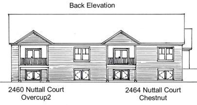 Back Elevation
