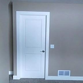 2-panel room door