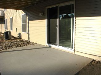 2447 Nuttall Court-Covered cement patio-Slider to lower level family room