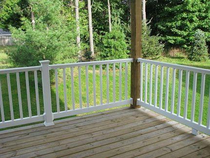 2430 Covered backyard deck