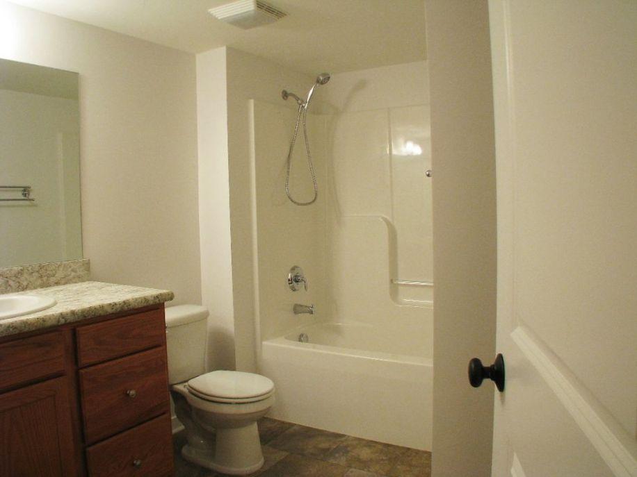 2444 Lower level full bath