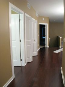 2437 Front hall with closets