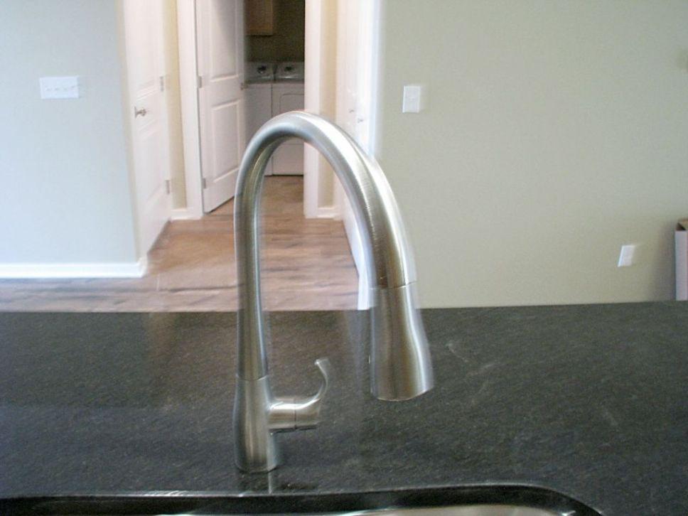 2506 Kitchen high rise faucet