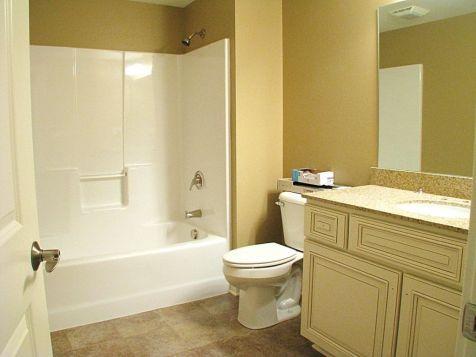 2515 Lower level full bath
