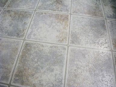 2437 Master bath floor