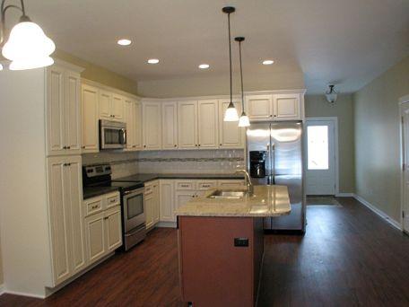 2419 Kitchen, center island