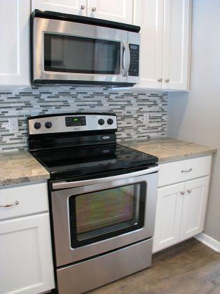 2415 Flat surface stove