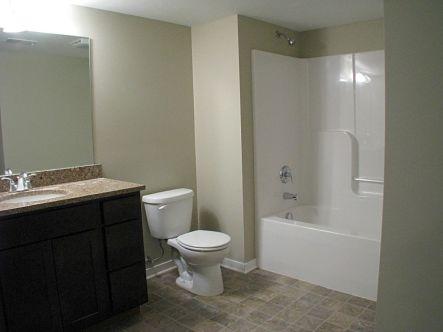 2419 Lower level full bath