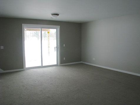 2415 Glass slider in lower level family room