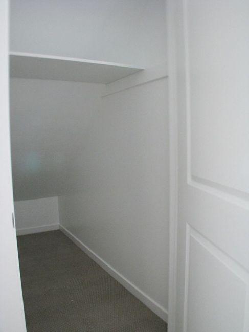 2415 Storage closet under lower level stairs