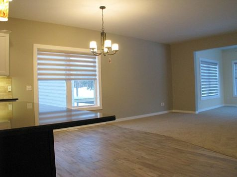 Dining area to living room