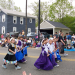 Dutch Dancers in the Tulip Time Parade