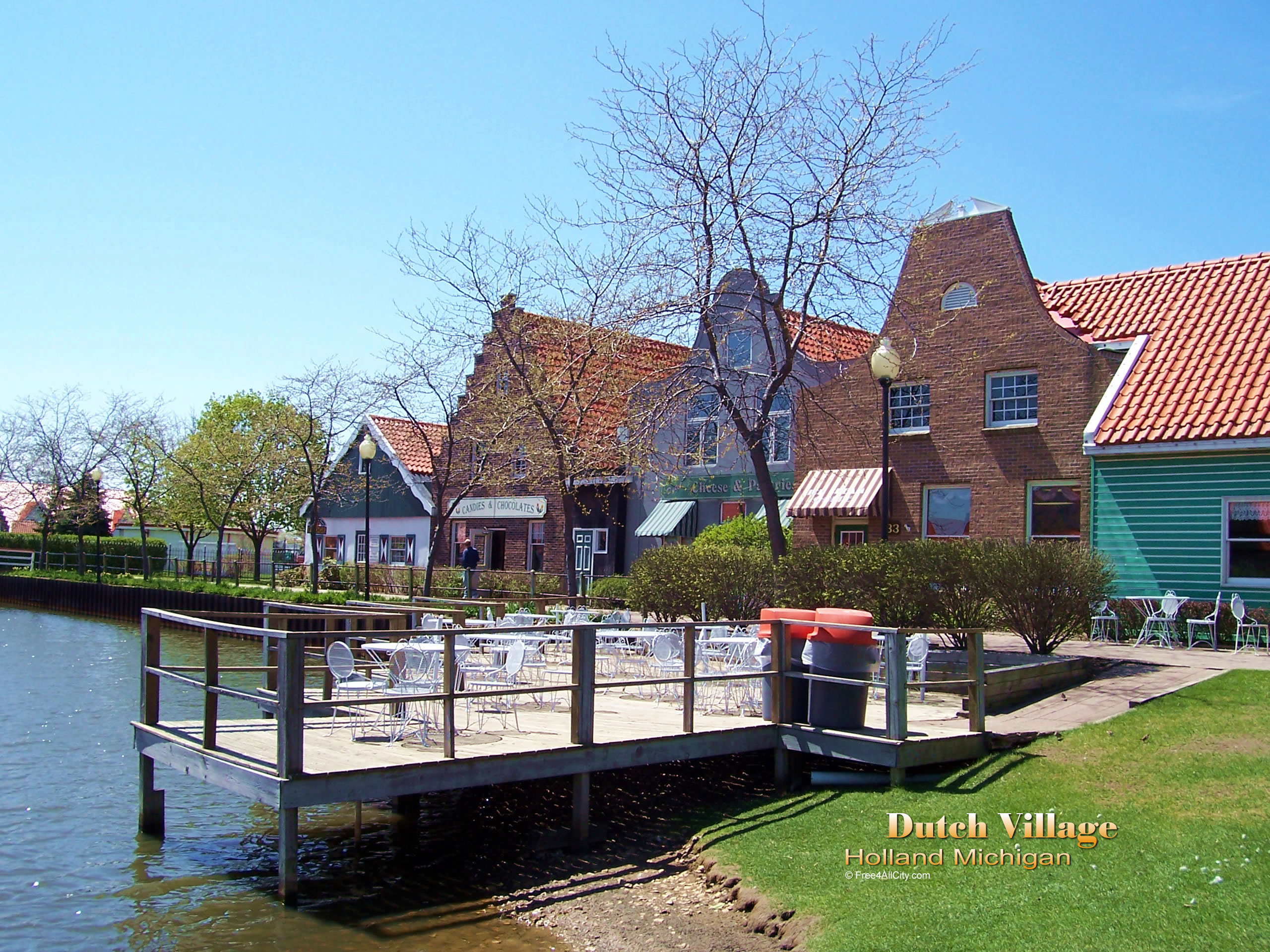 Dutch Village In Holland, MI ...