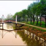 Windmill island canal
