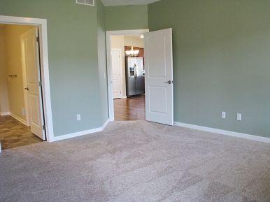 Door to living room