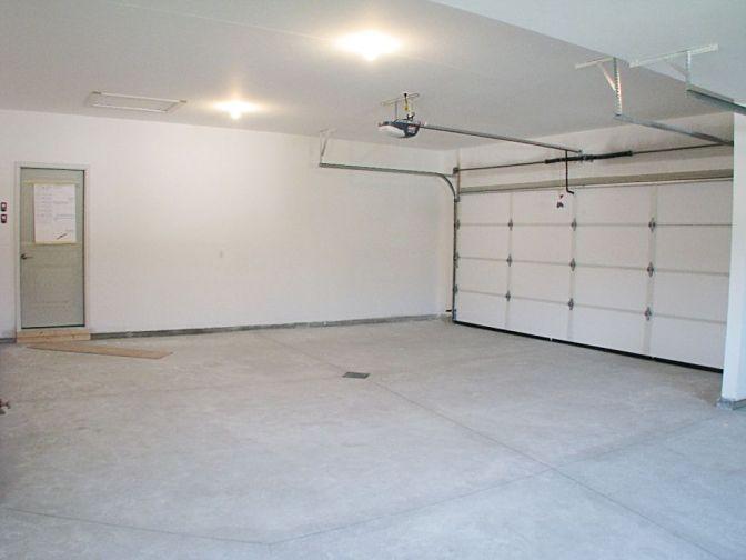 3-stall garage