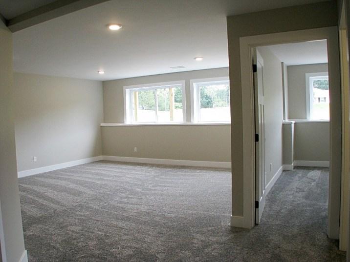 LL-Family room on left-bedroom on right