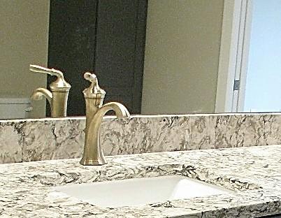 Master Bath-Faucet