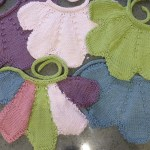 Pretty Little Petal Bibs