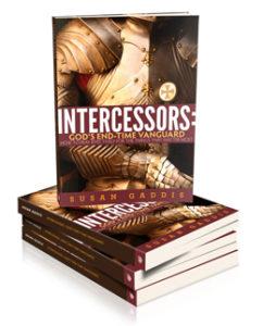 Susan Gaddis Main Blog Index Widget Sidebar Intercessors Book image