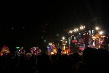 NYE 2012 Concert at the Falls