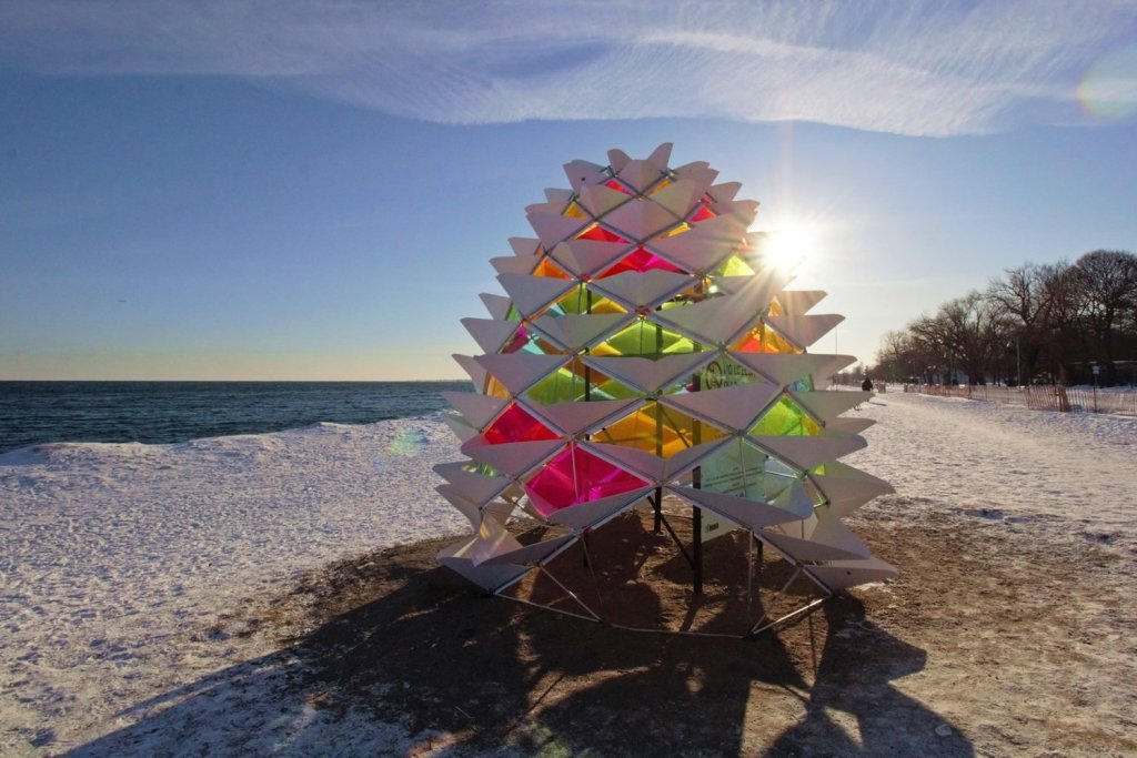 Toronto Beaches Warming Stations