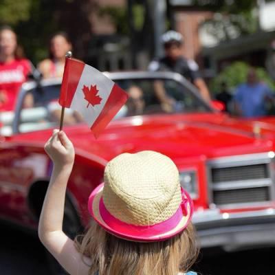 Ward 32 Olympic Parade