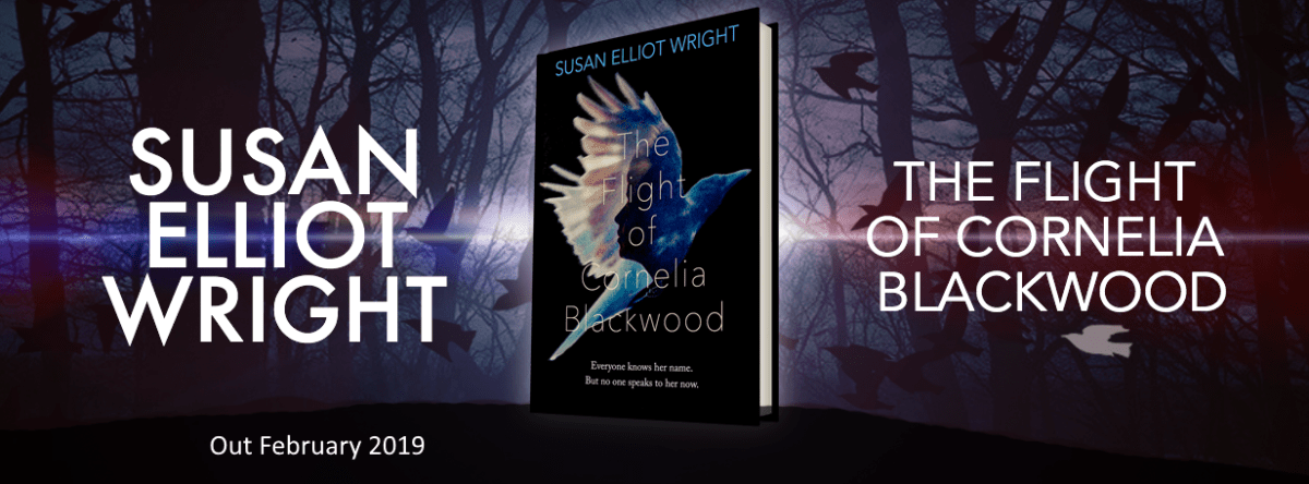 The Flight of Cornelia Blackwood