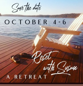 Reset ~ a women's retreat