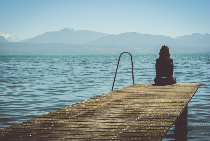 We have to intentionally seek solitude in order to hear from the Lord
