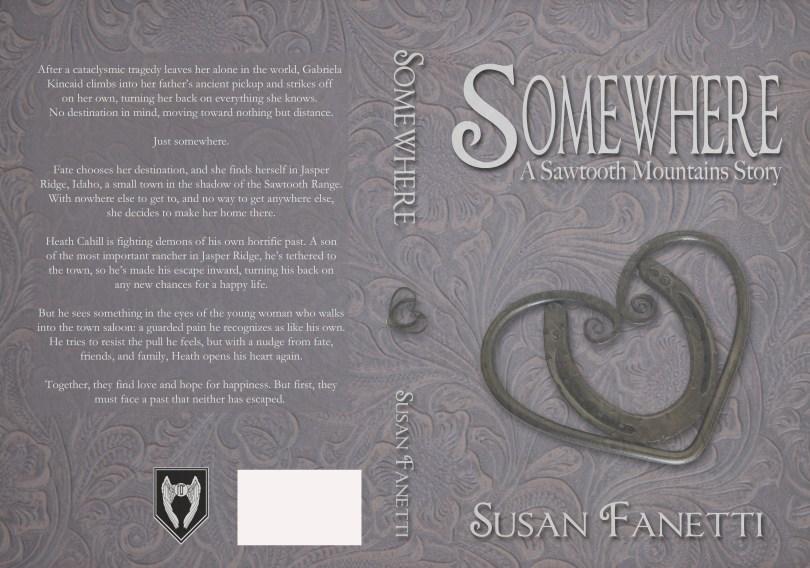 Somewhere paperback FANETTI