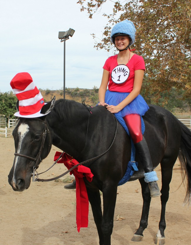Subhay Your horse can also be a sandwich artist! & Horse Halloween Costume Ideas | Saddle Seeks Horse